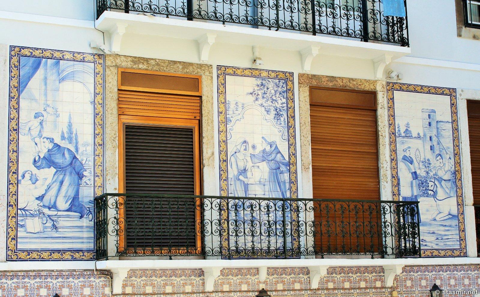 Лиссабон, Святой Антоний Падуанский, Lisboa, Rainha do Mar, Santo Antônio de Pádua, Photo Stasmir