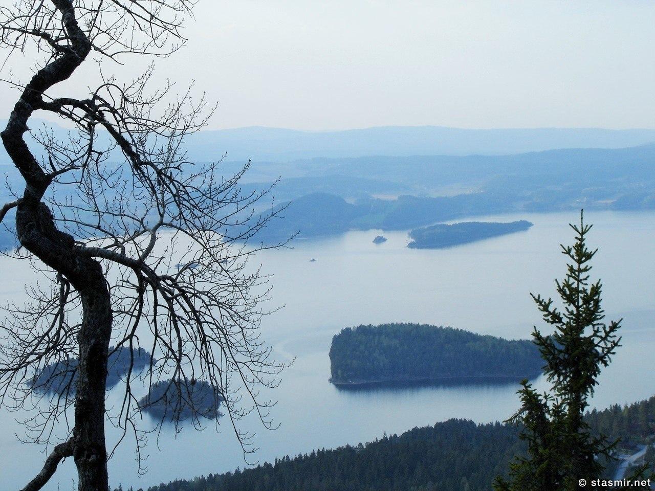 Tyrifjorden, Норвегия, фото Стасмир, Photo Stasmir