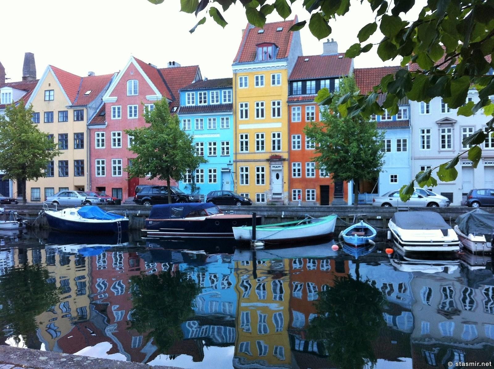 Cristianshaven в Копенгагене, фото Стасмир, Photo Stasmir
