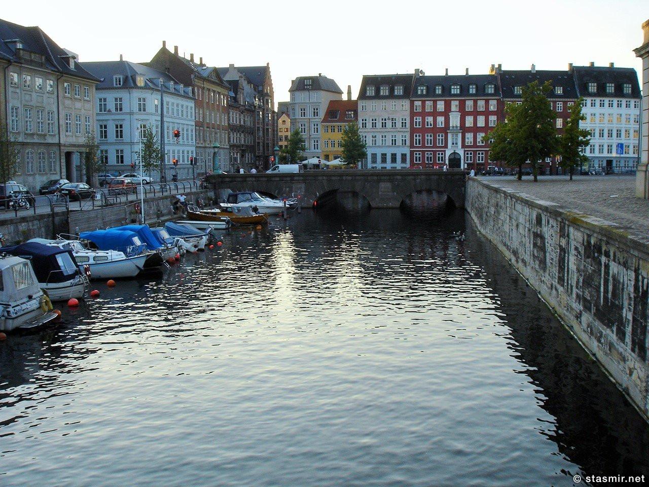 водные глади Копенгагена, фото Стасмир, Photo Stasmir