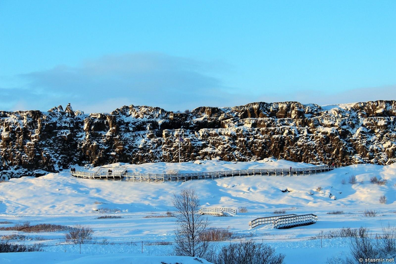 Национальный парк Тингведлир, фото Стасмир, Photo Stasmir