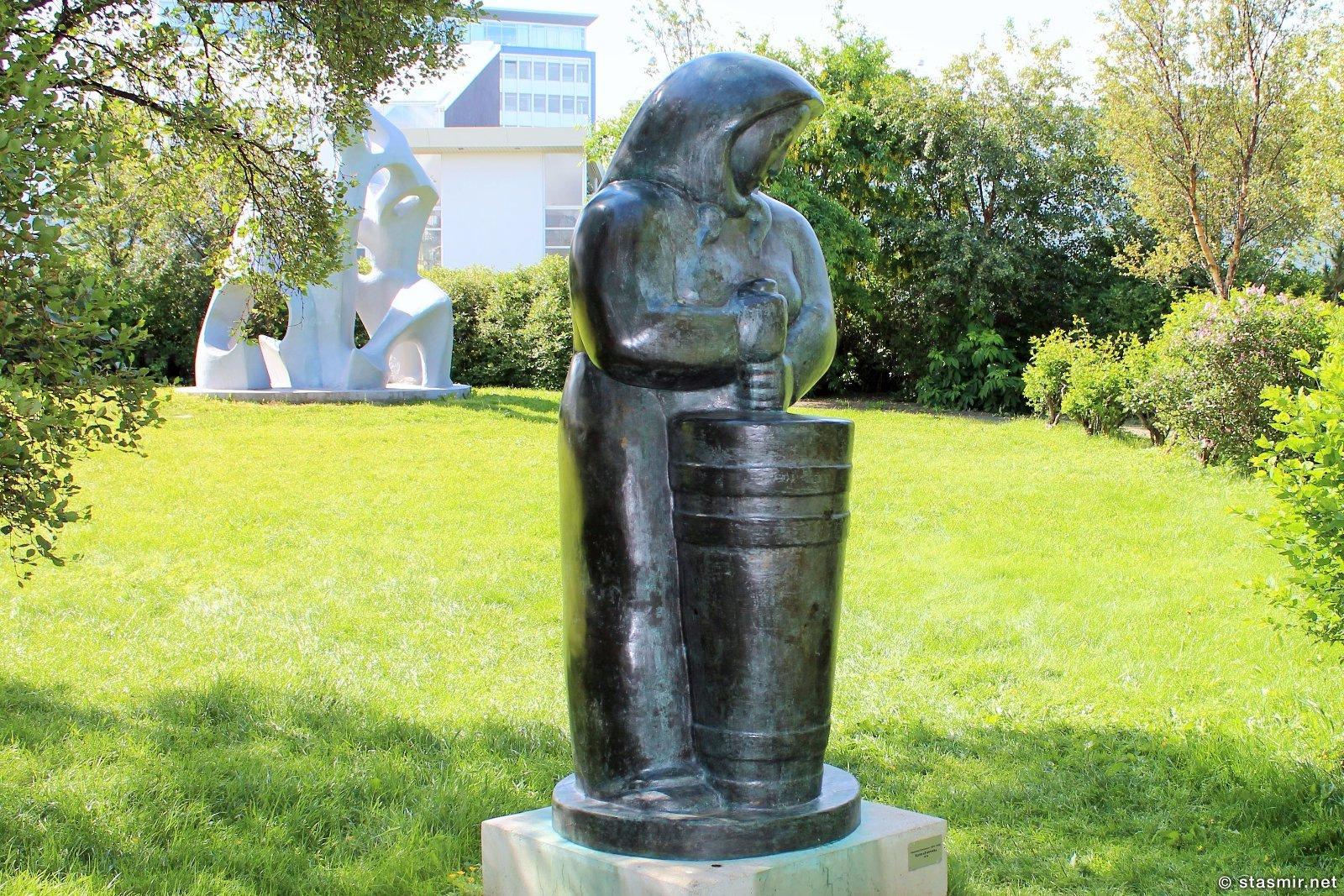 Музей Аусумундура Свейнссона под в Рейкьявике, Исландия, фото Стасмир, Photo Stasmir