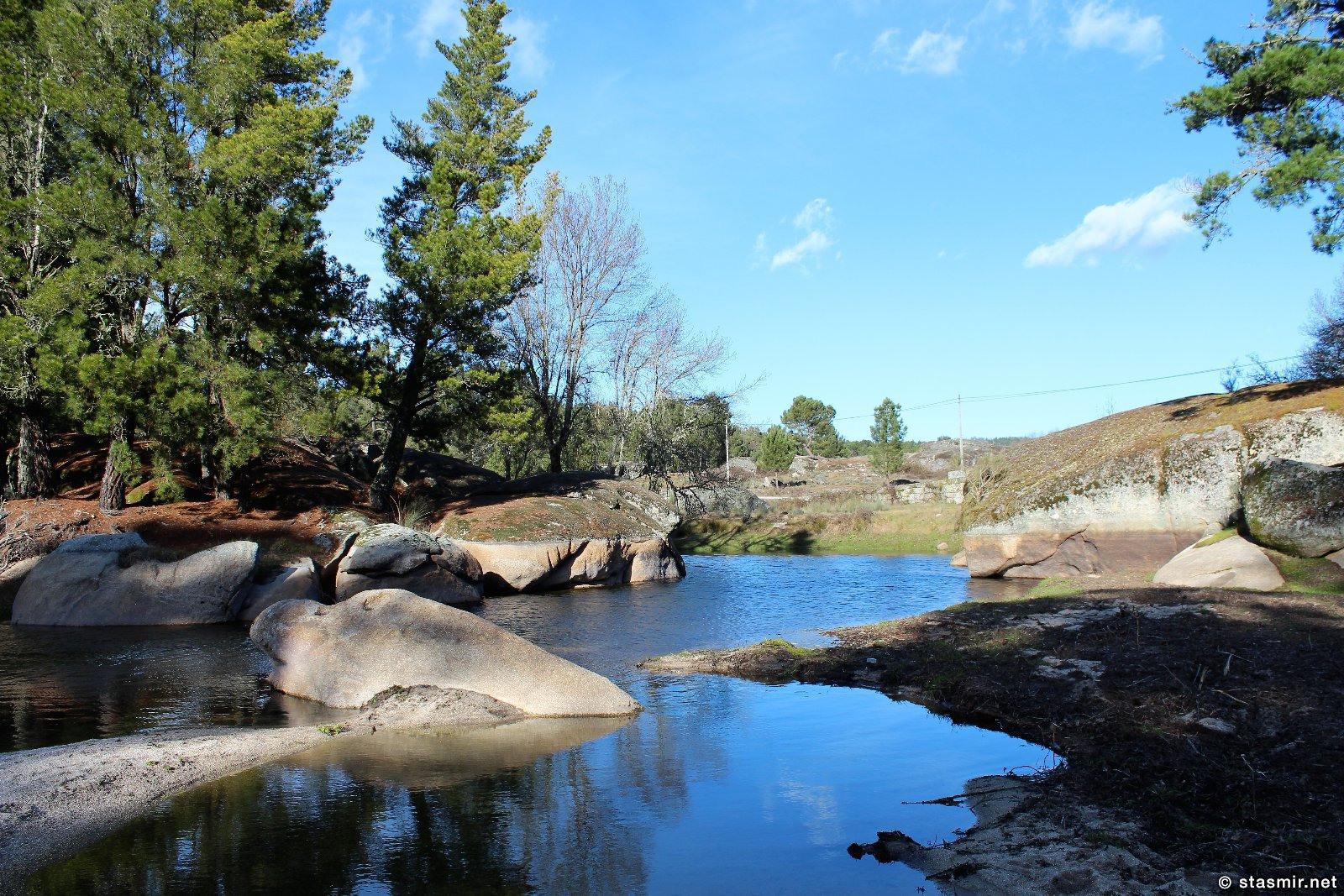 Жереш в Португалии - чистые воды, фото Стасмир, photo Stasmir