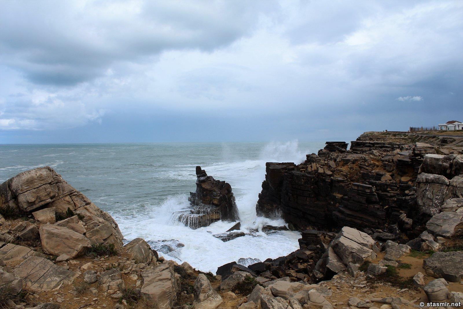 Пениш рядом с Назаре - скалы моей мечты, фото Стасмир, photo Stasmir