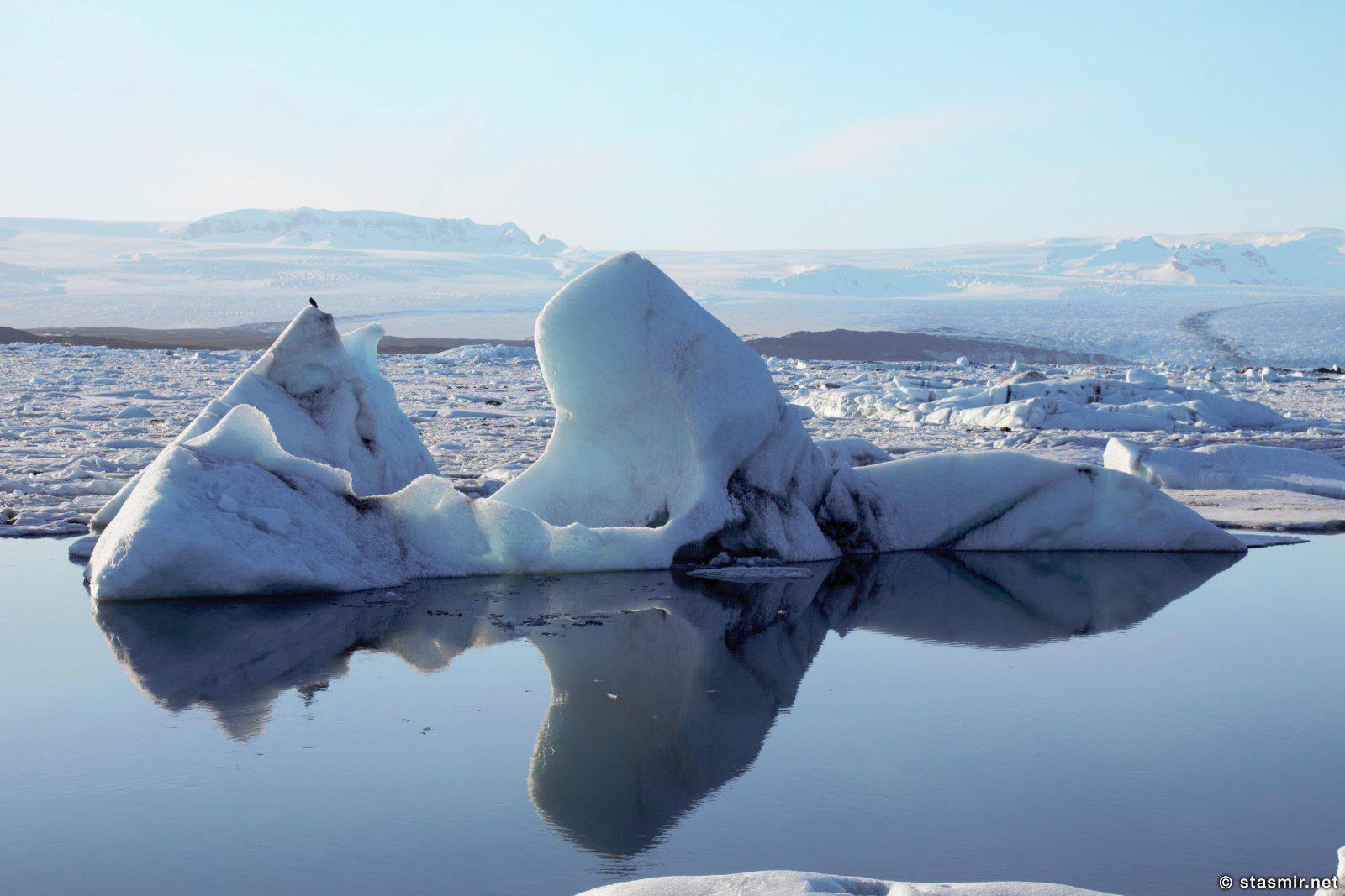Ледяная лагуна - Йёкюльсаурлоун, фото Стасмир, photo Stasmir