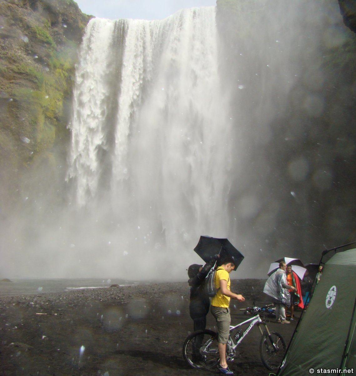 Индийско-болливудские кинематографисты снимают фильм в Исландии, фото Стасмир, photo Stasmir