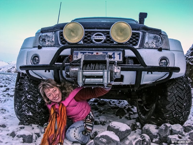 Nissan by Arctic Trucks