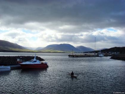 Акюрейри, Eyjafjörður, Эйя-фьорд, Северная Исландия, Акюрейри, Photo Stasmir