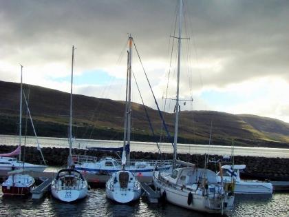 марина, яхты, северная столица Исландии, Акюрейри, Eyjafjörður, Эйя-фьорд, Северная Исландия, Акюрейри, Эйа-фьорд, Photo Stasmir
