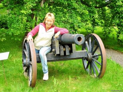 Шведские пушки для датской армии, 1864, Акюрейри, Северная Столица Исландии, Эйя-фьорд, Брильянтовое кольцо Исландии, Photo Stasmir