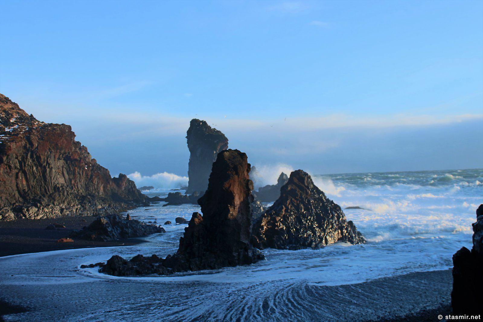 трольчиха, похитившая мешок селедки, Снайфедльснес, Западня Исландия, фото Стасмир, photo Stasmir