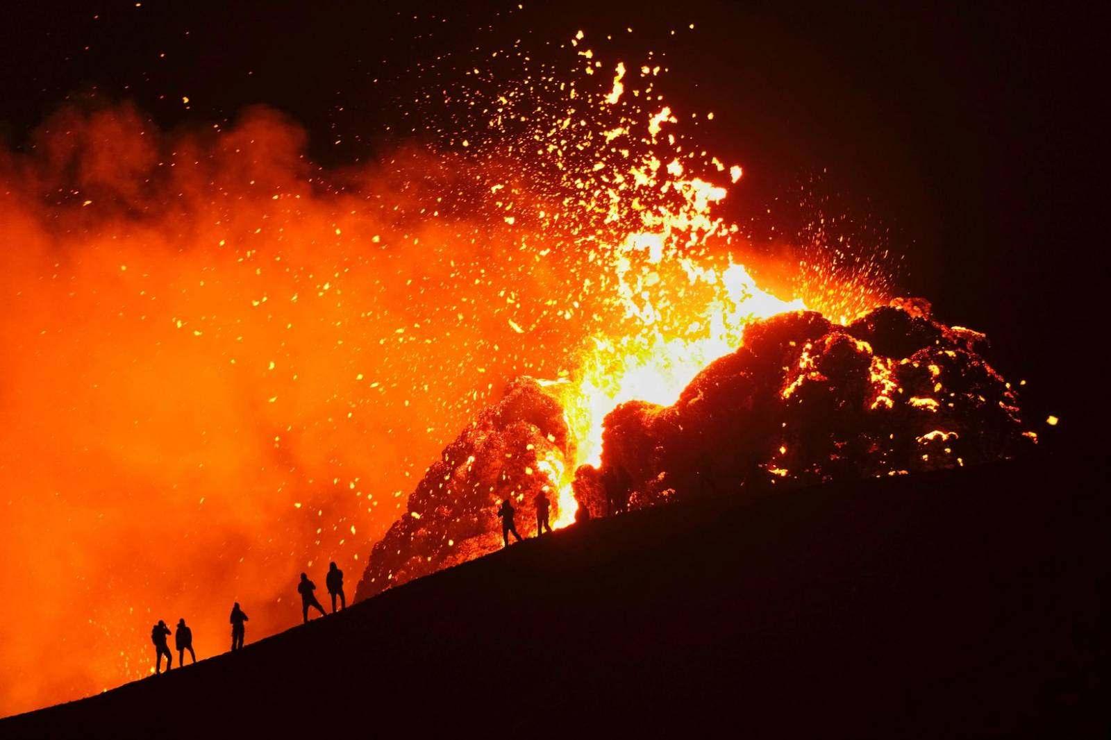 Eruption Mbl.is Автор  Ksristinn  Magnusson