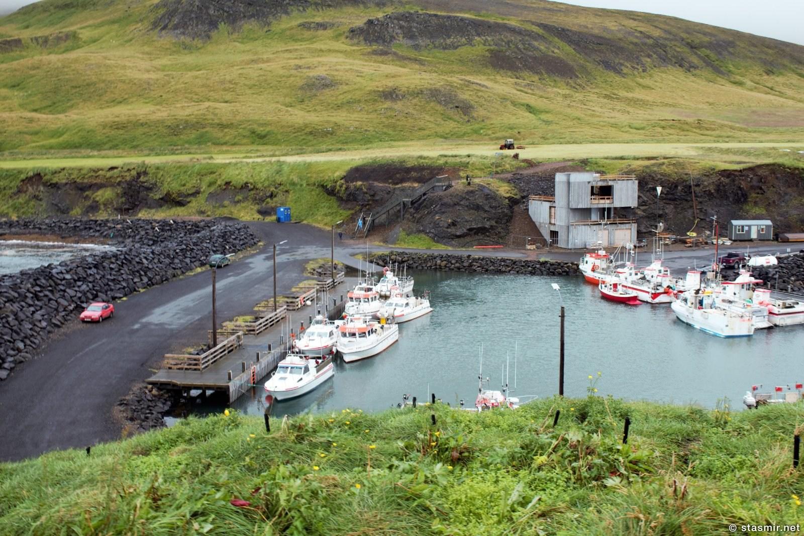 Borgarfjarðarhöfn - это гавань Borgarfjörður-Eystri, фото Стасмир, Photo Stasmir