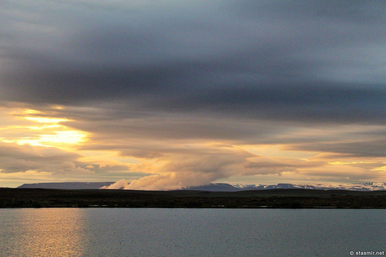 Закаты в Исландии, Рейкьявик, Stasmir, Stasmir Travel, photo Stasmir