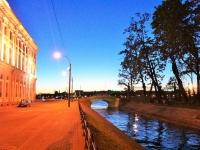 Булгаков, Бродский, Питер, Белые ночи, Исландия, Лебяжья канавка, Photo Stasmir