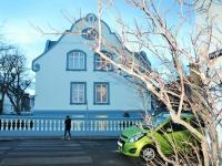 Бауругата, 101 Рейкьявик, Исландия, центр Рейкьявика, где остановиться в Исландии, Photo Stasmir
