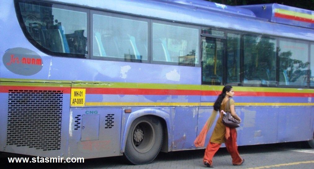 India on the Move, Мумбай, Бомбей, Индия, Photo Stasmir, Stanislav Smirnov