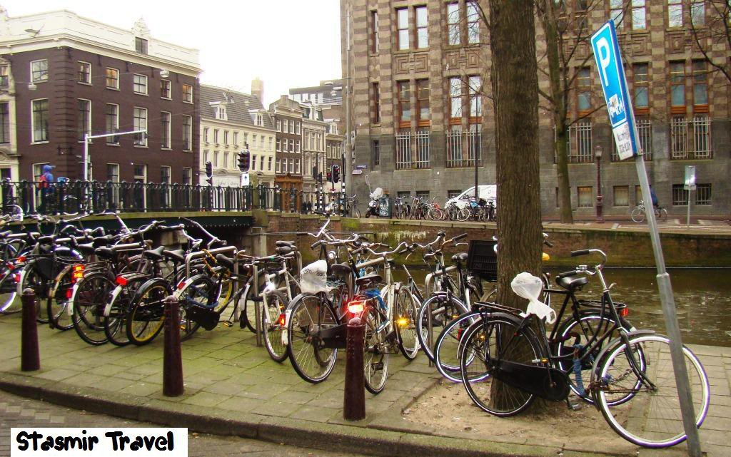 Amstel bykes