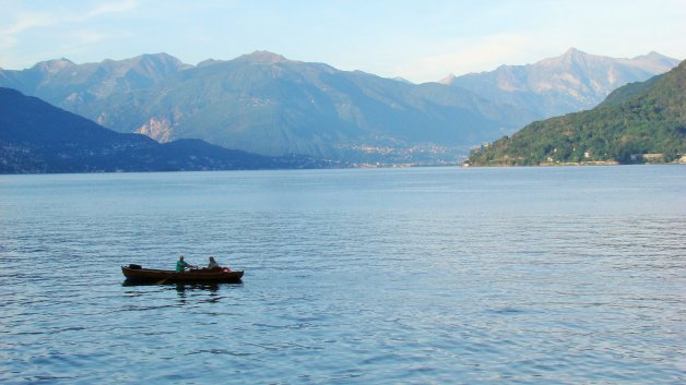 Lago Maggiore, озеро Маджоре, Лаго-Маджоре, а не Гарда, фото Стасмир, Photo Stasmir, Каннобио,