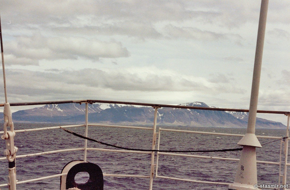 прогулки по морю на паруснике, парусник Крузенштерн, Исландия, Стасмир, Станислав Смирнов, Stanislav Smirnov, Stasmir