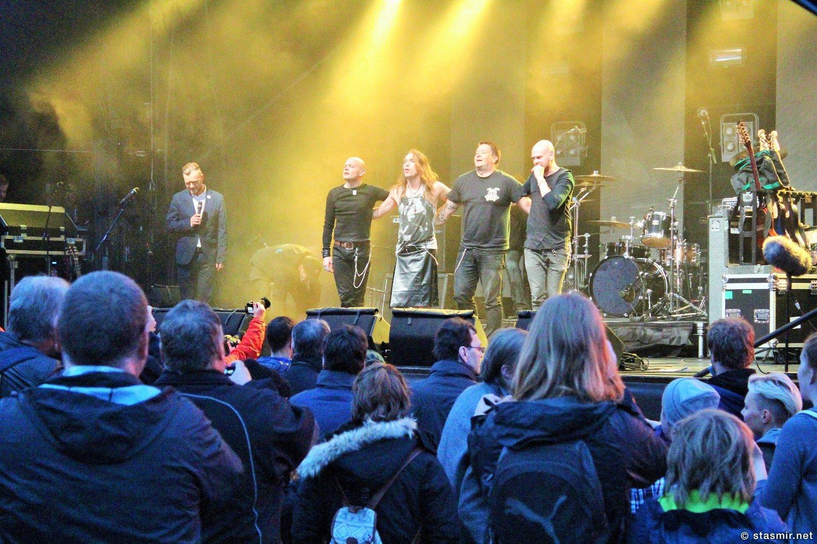 Black Metal Tule Rules!, Рейкьявик, Исландия, фото Стасмир, Photo Stasmir