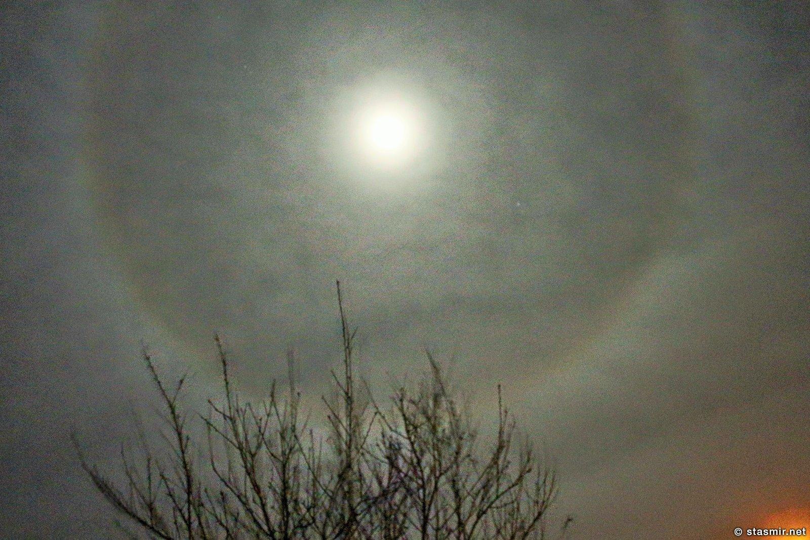 Луна в Казаиш Да Санта Тереза, фото Стасмир, photo Stasmir