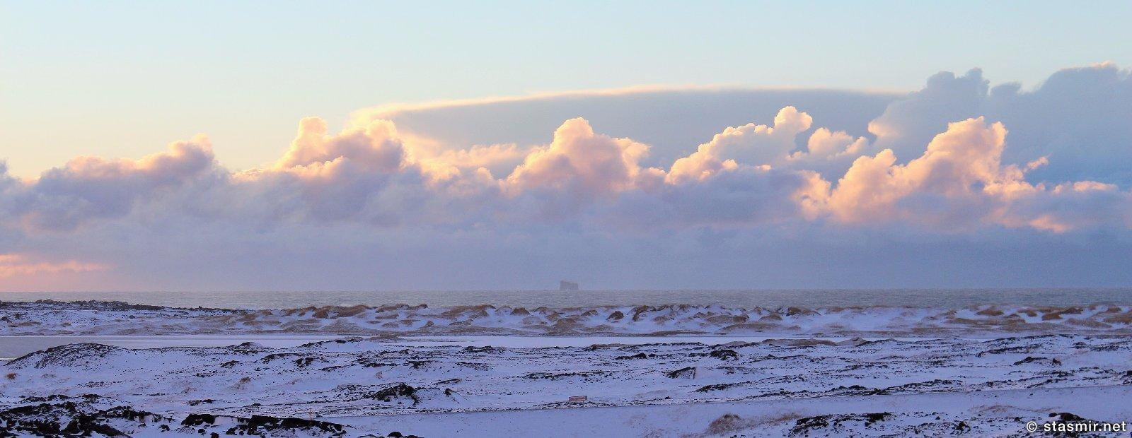 Зимний свет Исландии, фото Стасмир, Photo Stasmir