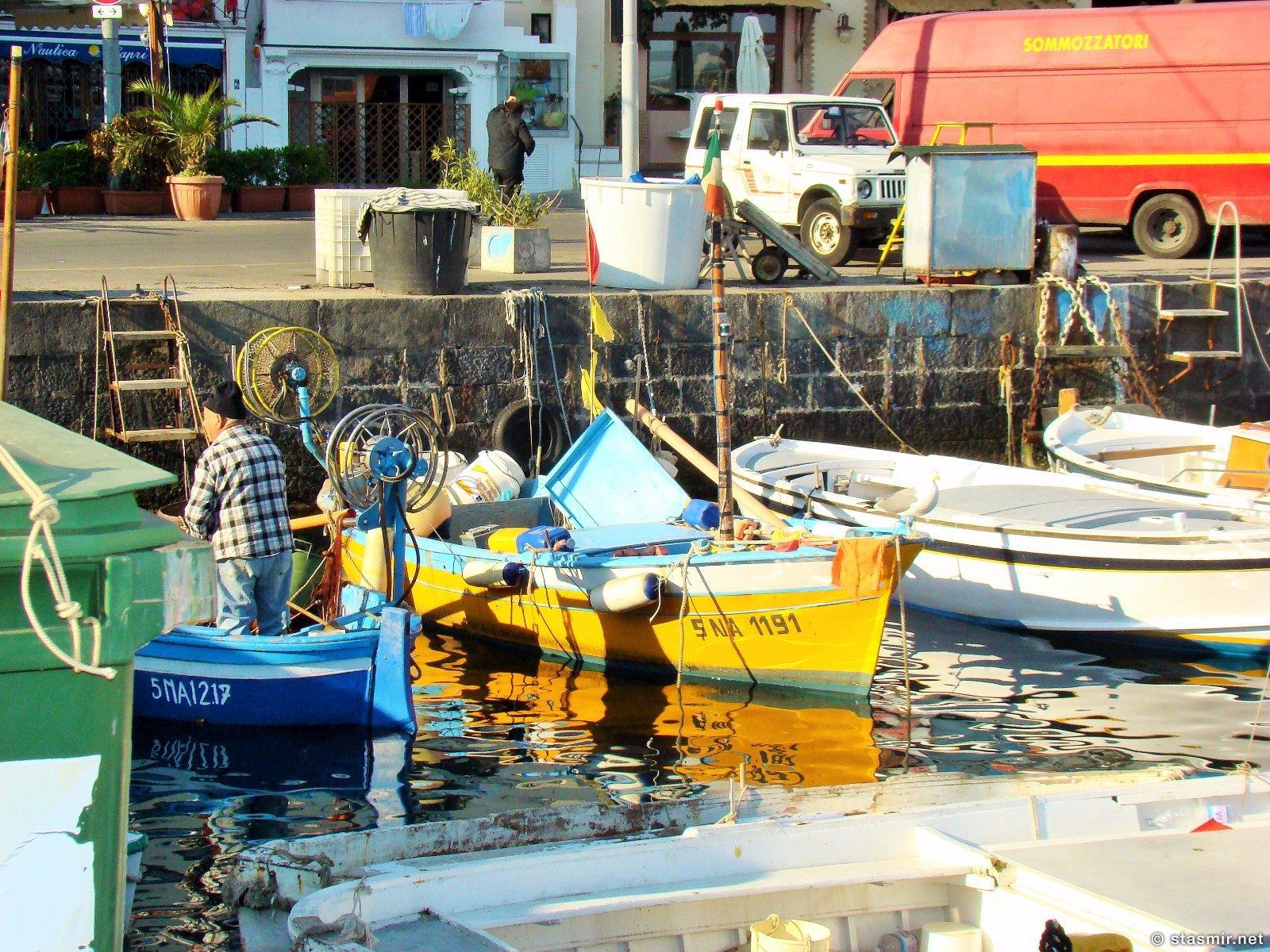 Isola Di Capri, остров Капри, фото Стасмир, Photo Stasmir