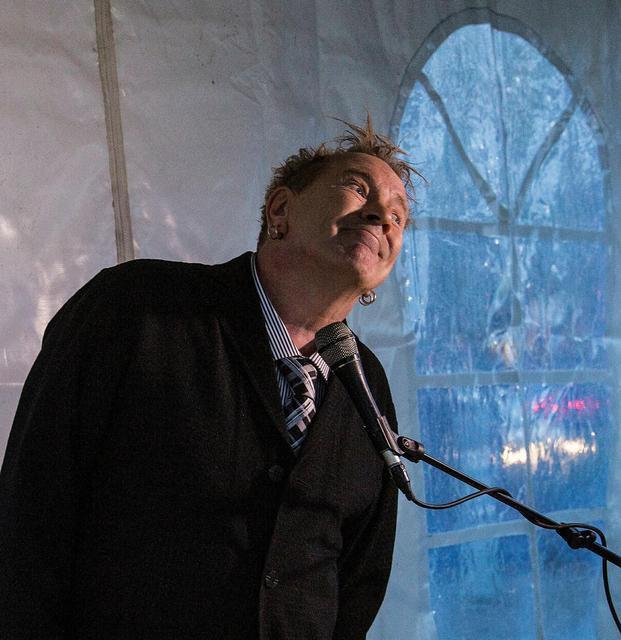 Johny Rotten, Джонни Роттен, Рейкьявик, музей исландского панка в туалете