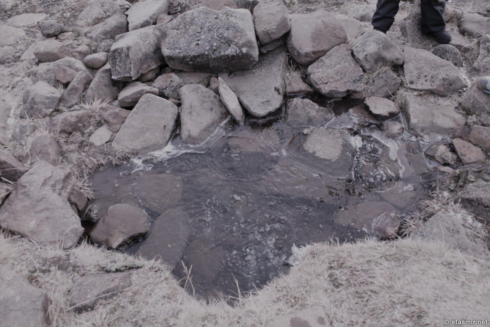 минеральный источник Rauðamelsölkelda, фото Стасмир, photo Stasmir