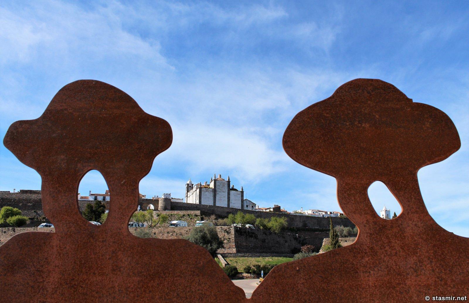 Памятник алентежской песне, фото Стасмир, Photo Stasmir