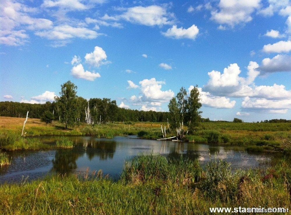 Rolling hills of Kaluga, виды калужской губернии, калужские идиллии, фото Стасмир, photo Stasmir