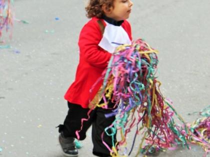 Ребенок на карнавале 2016 в Лоле, Алгарве, Португалия. фото Стасмир, photo Stasmir
