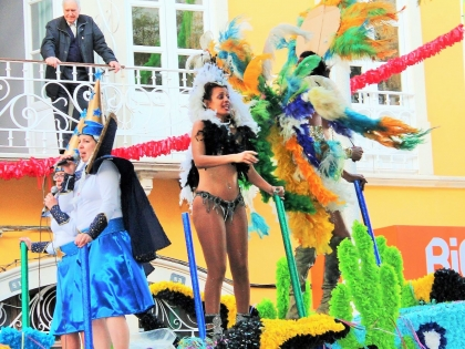 Карнавал 2016 в Лоле, Алгарве, Португалия, фото Стамир, Photo Stasmir