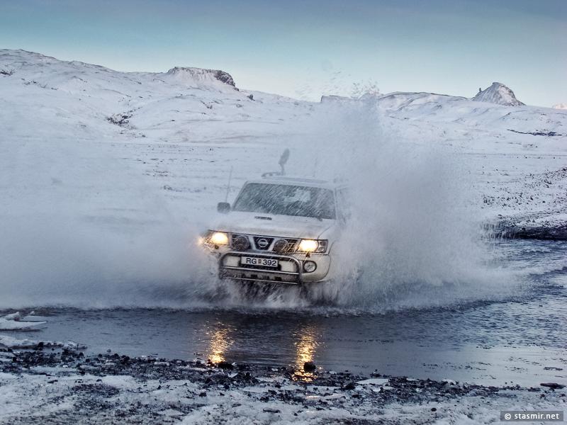 Nissan Patrol. Тюнинг от Arctic Trucks