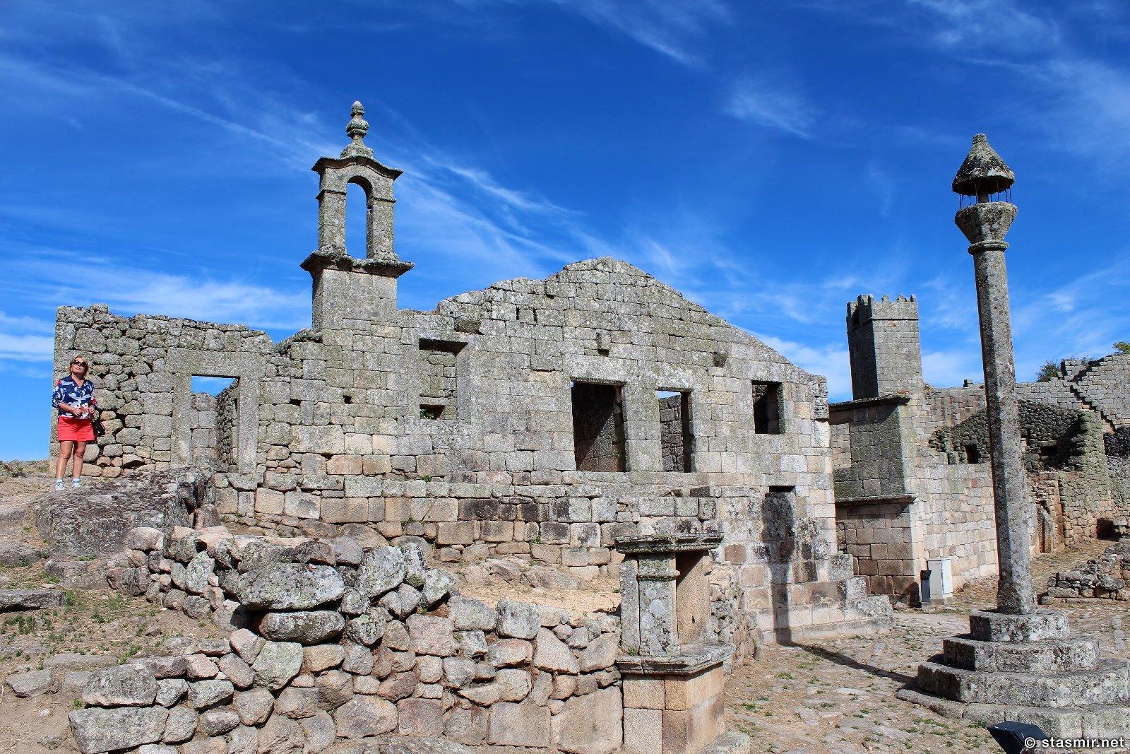 Marialva, замок Мариалва, Португалия, Aldeia Histórica, фото Стасмир, photo Stasmir
