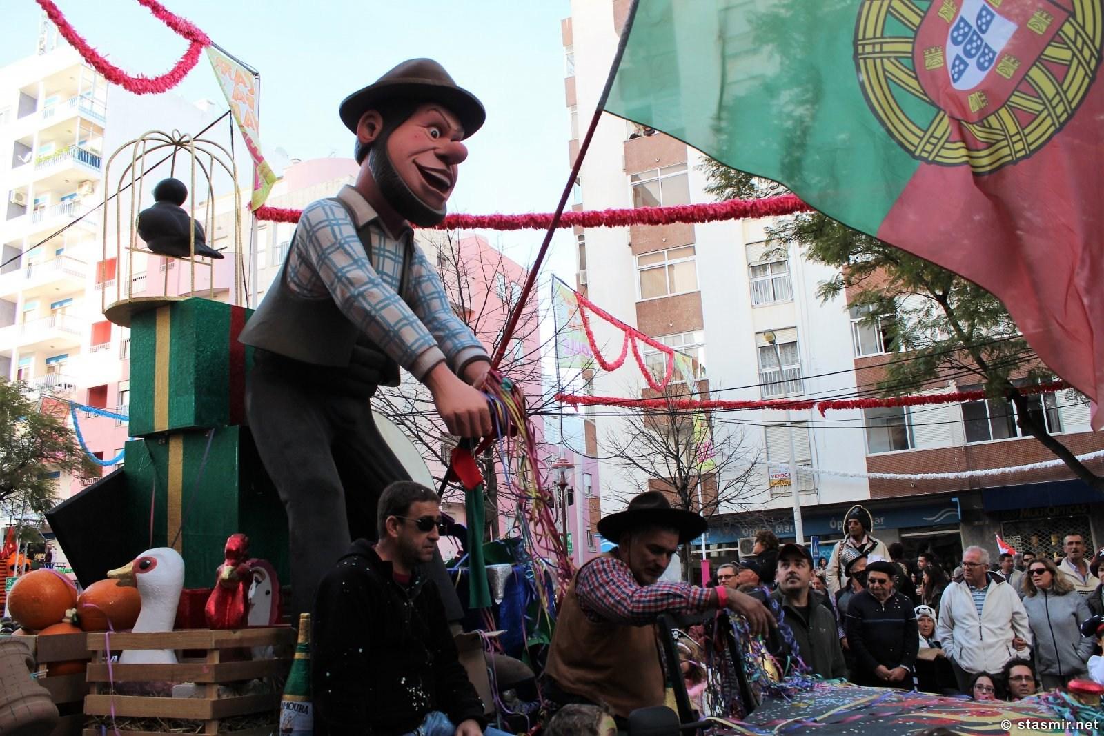 карнавал в Португалии, Лоле, фото Стасмир, photo Stasmir