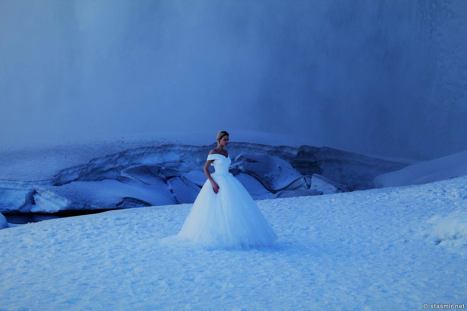 шведская невеста в Исландии, фото Стасмир, photo Stasmir