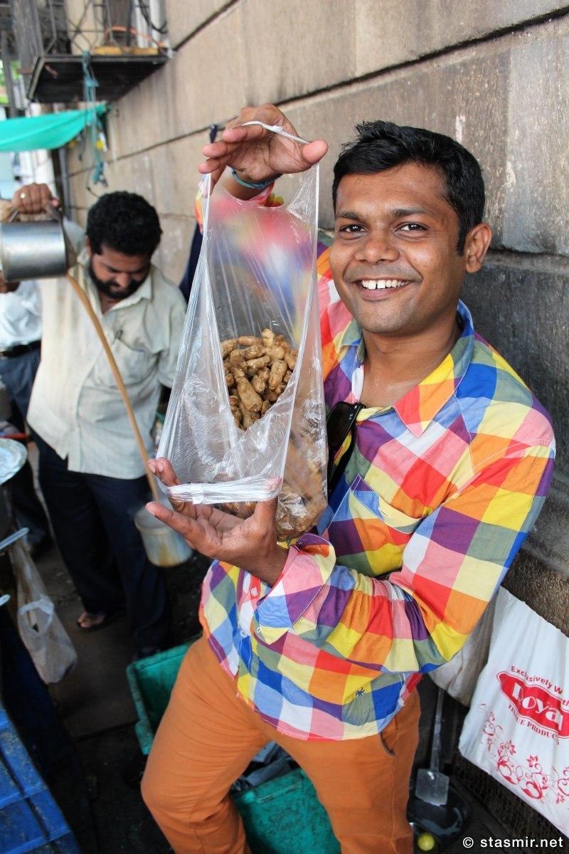 На улицах Мумбая, фото Стасмир, photo Stasmir