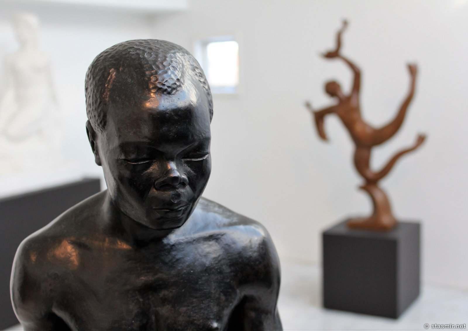 Работа исландского скульптора Аусмундура Свейнссона