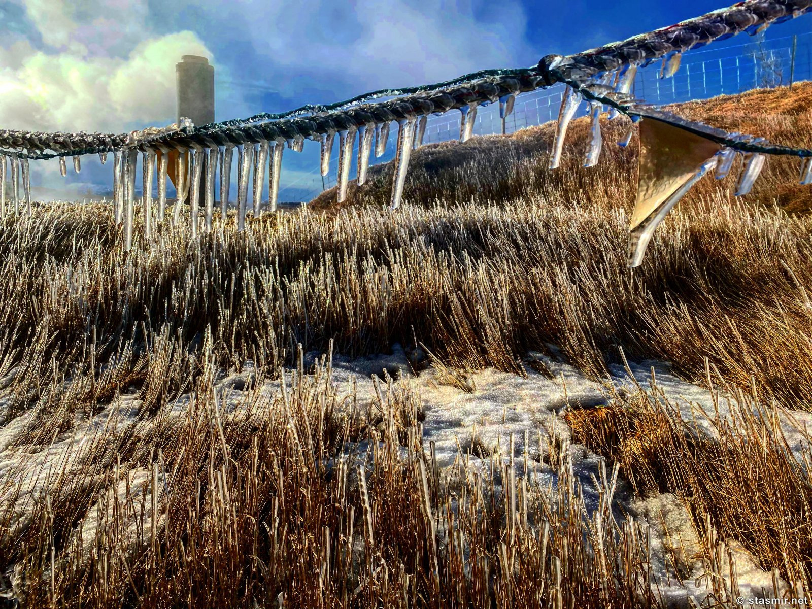 Исландия зимой, Деильдартунгуквер, фото Стасмир, photo Stasmir