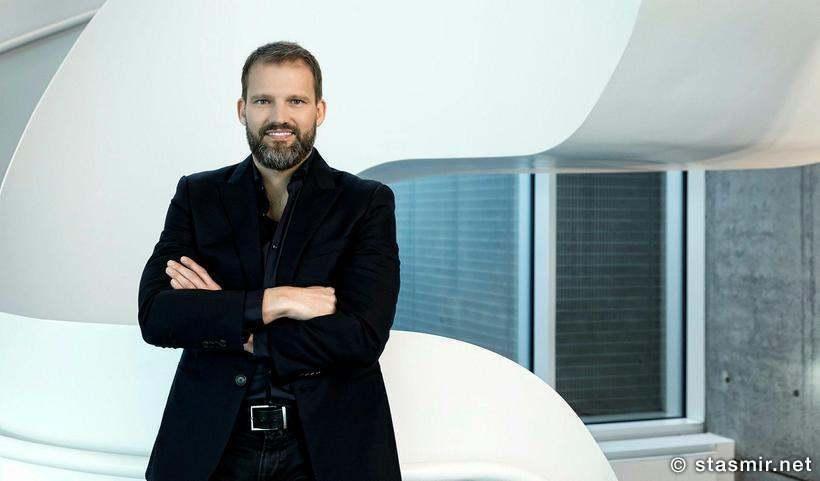Róbert Wessman, CEO of Alvogen. Photo/Sigurjón Ragnar