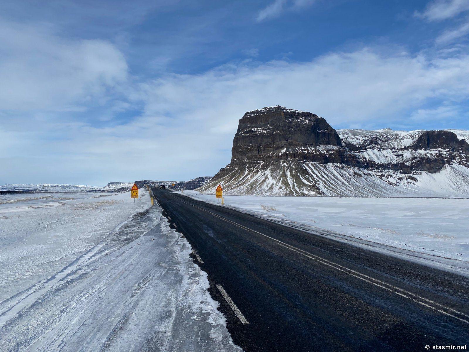 Исландия зимой, фото Стасмир, photo Stasmir
