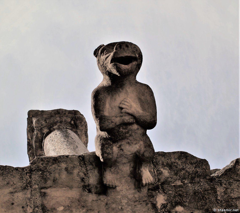 горгулья из Португалии, фото Стасмир, Photo Stasmir