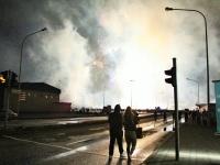 Ночь культуры, Рейкьявик, праздничный салют, Photo Stasmir