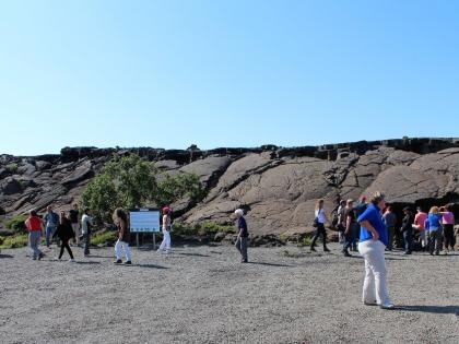 Grótagjá, теплая речка на маршруте Брильянтовое Кольцо Исландии, фото Стасмир, photo Stasmir, Гройтагйау, Брильянтовое кольцо Исландии