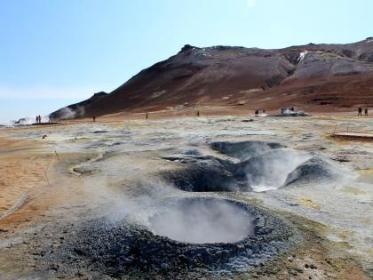 Брильянтовое кольцо Исландии