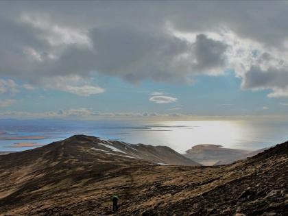 вид с горы Эсья, фото Стасмир, photo Stasmir