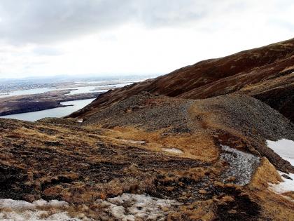 на пути на гору Эсья, фото Стасмир, photo Stasmir