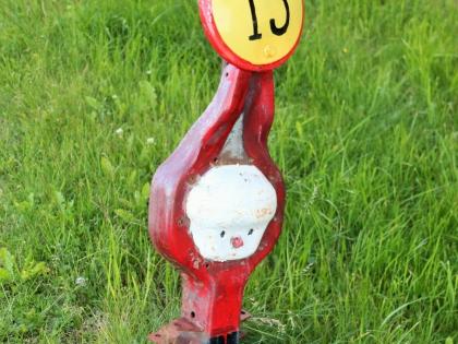 Ограничение скорости на ферме Mjóanes, размещение в сельских домиках в Исландии, фото Стасмир, photo Stasmir, Восточная Исландия